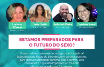 Futuro do Sexo @ Intimi Expo